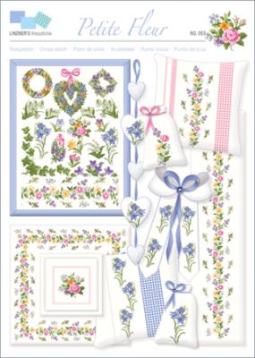 Petite Fleur 053 Lindner's Kreuzstiche