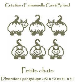 Petits Chats DCH05 Alice and Co