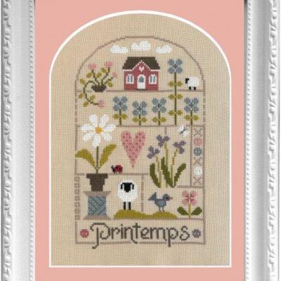 Petits moments du Printemps FT80 Jardin Privé