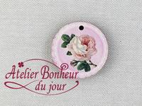 Rose PF-05 - Atelier Bonheur du jour