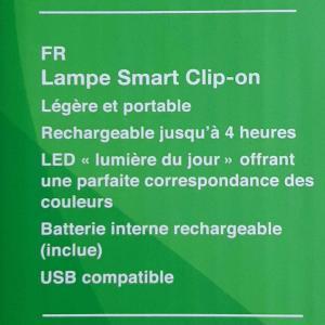 Pince smart clip 4