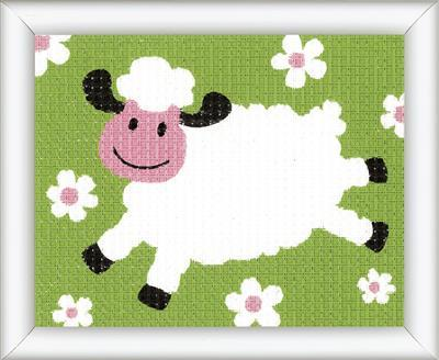 Kit Tapisserie Un petit mouton Vervaco PN 0009587