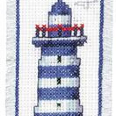 Kit marque-page Phare Vervaco PN-0144279