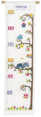 Kit d'une toise Chat dans l'arbre Vervaco PN-0154532