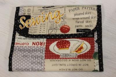 Pocket Vintage Rouge Sarah Patch