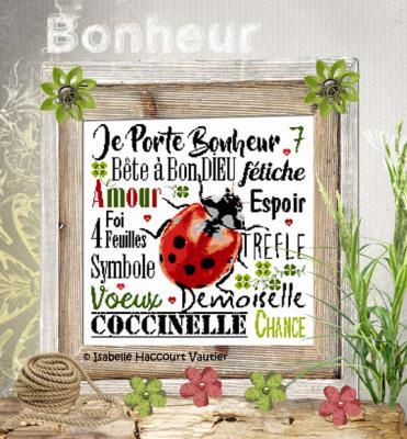 Porte Bonheur BDN55 Isabelle Haccourt Vautier