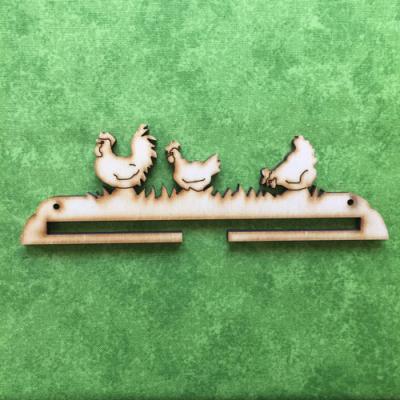 Cintre Poules 12cm