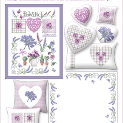 Provence 002 Lindner's Kreuzstiche