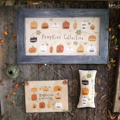 Pumpkins Collection Madame Chantilly