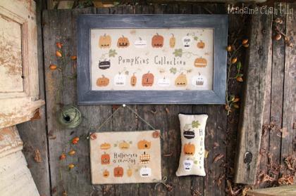 Pumpkins collection 1