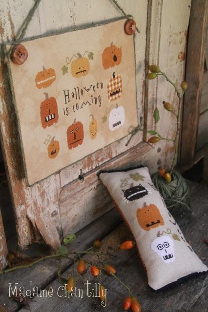 Pumpkins collection 3