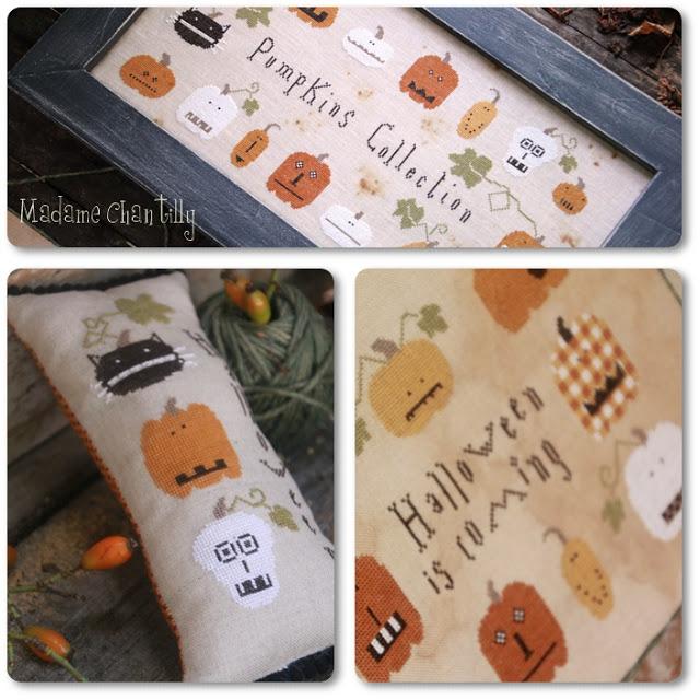 Pumpkins collection 6