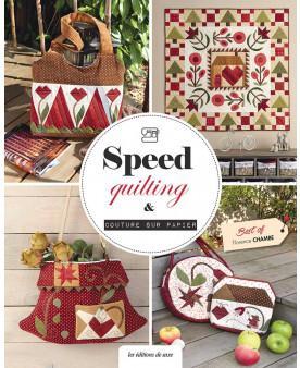 Speed quilting – Couture sur papier