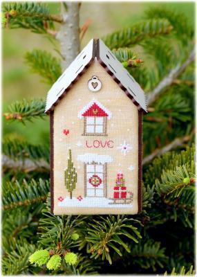 Kit Nichoir 'Love Christmas' - The Bee Company Réf. 165