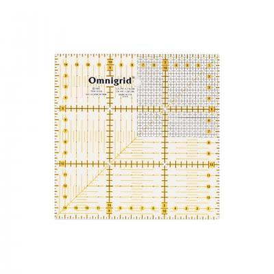 Règle universelle pour patchwork en cm 15x15 cm