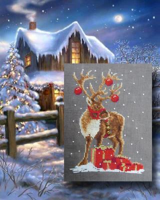Rudolf N° 1005 Au Fil de Martine