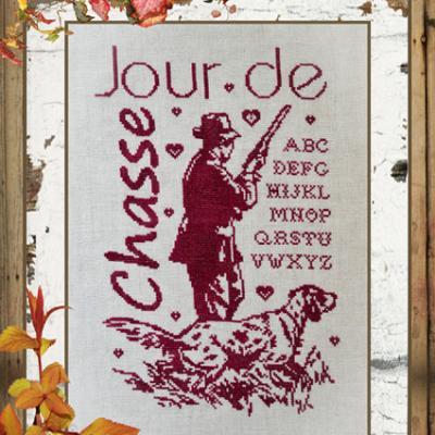 Jour de chasse RV261 Isabelle Haccourt Vautier