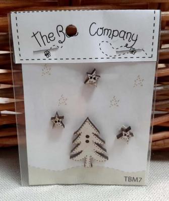 Sapin et Etoiles TBM7 The Bee Company