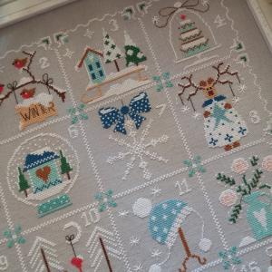 Shabby winter calendar1