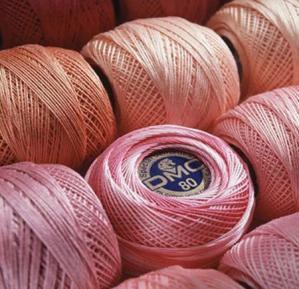 Fil DMC Crochet Spécial Dentelles Art. 19