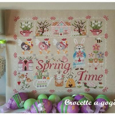 Spring time Crocette a gogò
