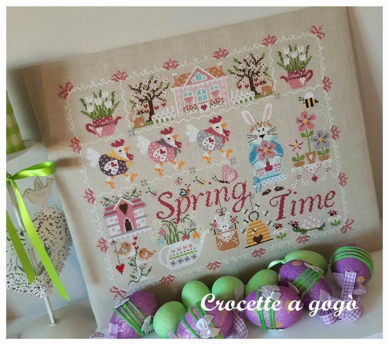 Spring time 4