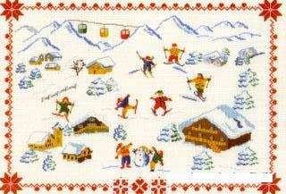 Station de ski 14271/22 DMC