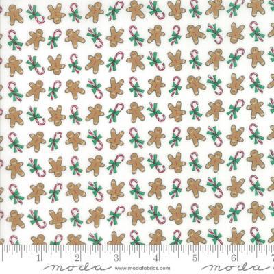 Tissu Patchwork Moda 'Sugar Plum' Ginger