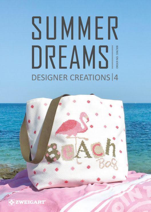 Summer dreams zweigart 104 309