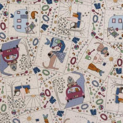 Tissu Patchwork Summer Holiday Lynette Anderson 458