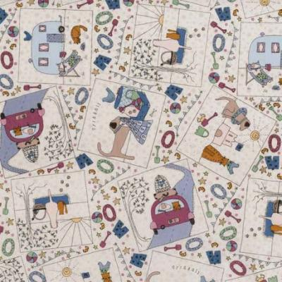 Tissu Patchwork Lynette Anderson Summer Holiday