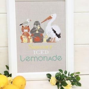 Summer iced lemon2