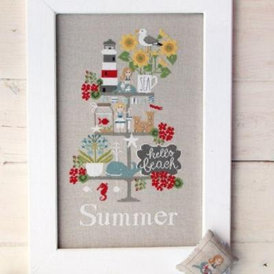 Celebrate Summer Madame Chantilly