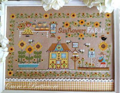 Sunflowers Farm Cuore e Batticuore