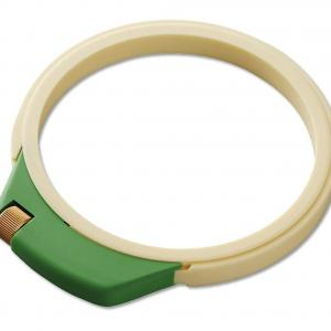 Tambour clover pour broderies
