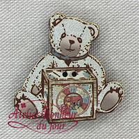 Teddy Jeu de Société TB-10 - Atelier Bonheur du jour