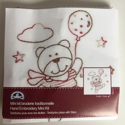 Mini kit Teddydou joue avec les étoiles TB079