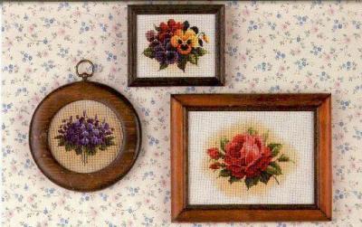 Tea Garden Lavender & Lace LL05