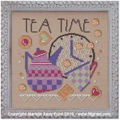 Tea Time F134 Filigram