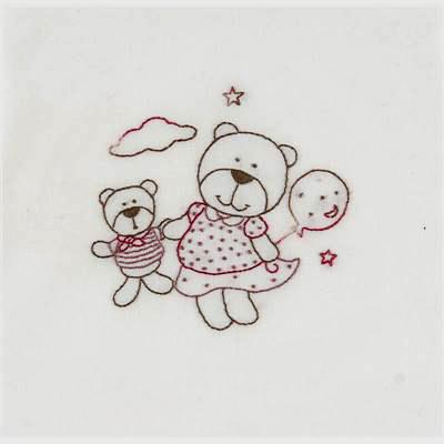 Teddydou et son ami tb080 1