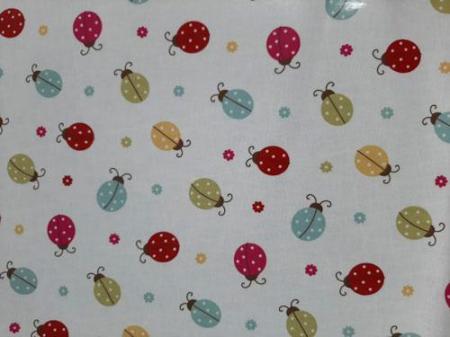 Tissu fryetts enduit ladybi 1