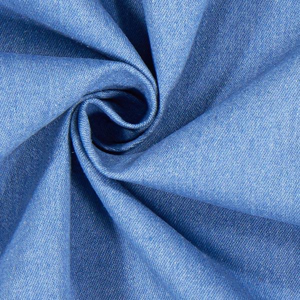 Tissu jeans bleu clair la boutique de brode41