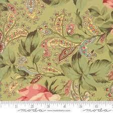 Tissu Patchwork Moda Roses 33270 13