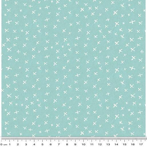 Tissu patchwork bernatex it s raining cats and dogs 9314 2