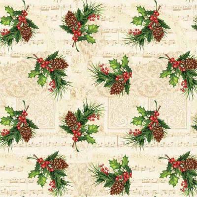 Tissu Patchwork Christmas Legend 9516-44