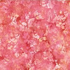 Tissu patchwork hoffmann bali batiks q2188 448 blossom