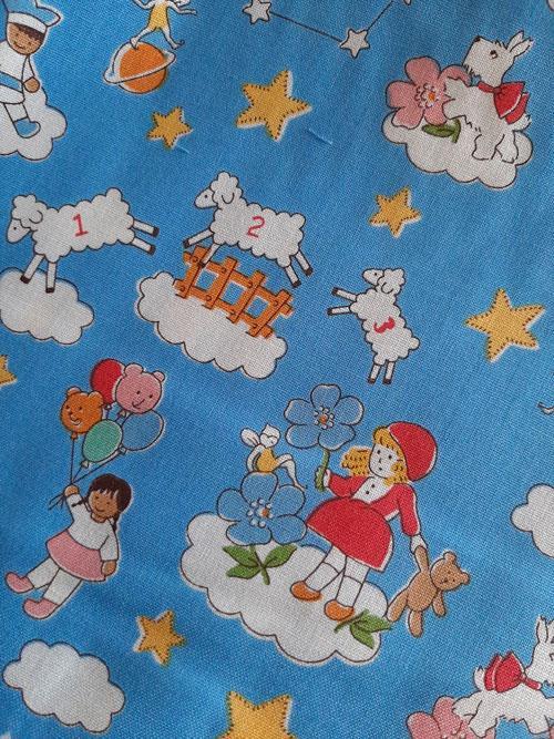 Tissu patchwork storybook 1
