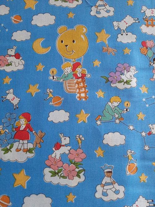 Tissu patchwork storybook 2