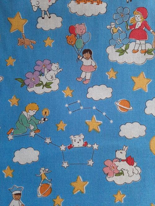 Tissu patchwork storybook 3