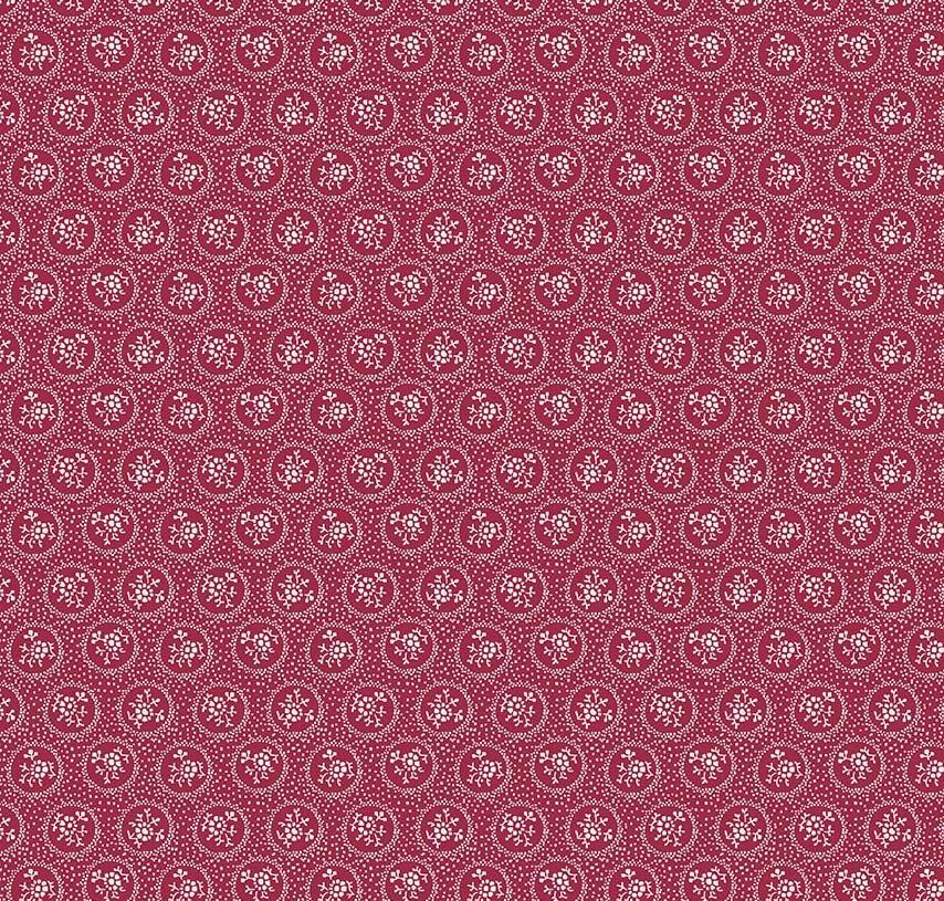 Tissu rustic romance 2184